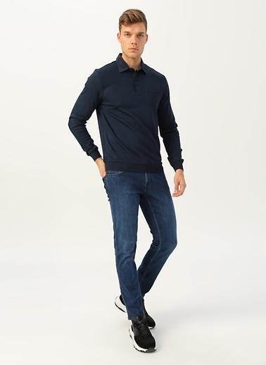 George Hogg Sweatshirt Lacivert